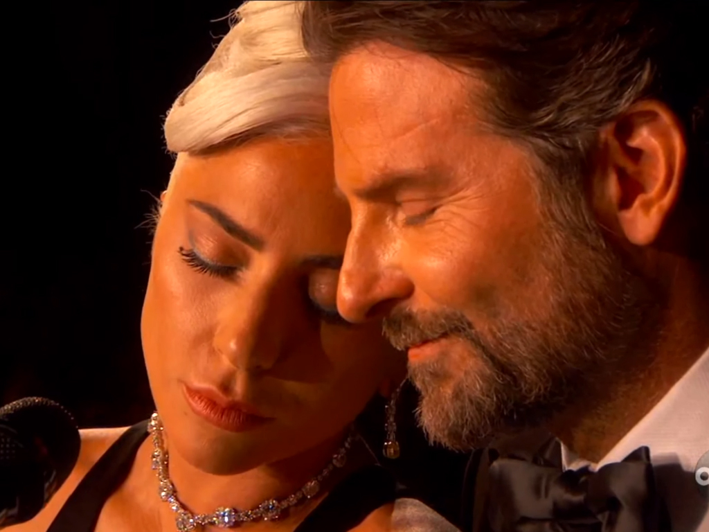 """""""lady-gaga-reveals-the-sweet-thing-co-star-bradley-cooper-told-her-before-their-oscars-duet-performance"""""""