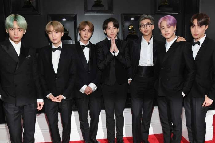 BTS Pulled An All-Nighter Before Attending The Grammys - They Worked On A New Album!