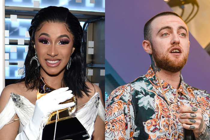 Cardi B Wins 'Best Rap Album' Against The Late Mac Miller - Shows Love To His Family