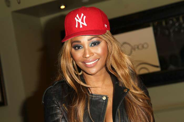 Cynthia Bailey Makes A Funny Confession To Her Fans And They're Laughing Their Hearts Out