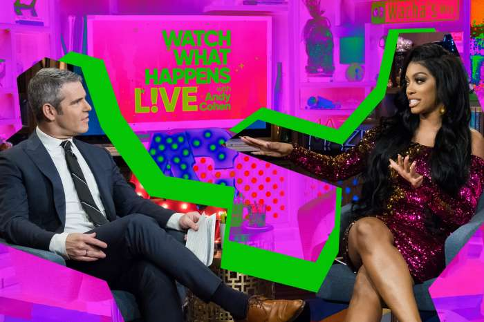 Porsha Williams Gushes Over New Dad Andy Cohen And His Baby Boy, Benjamin