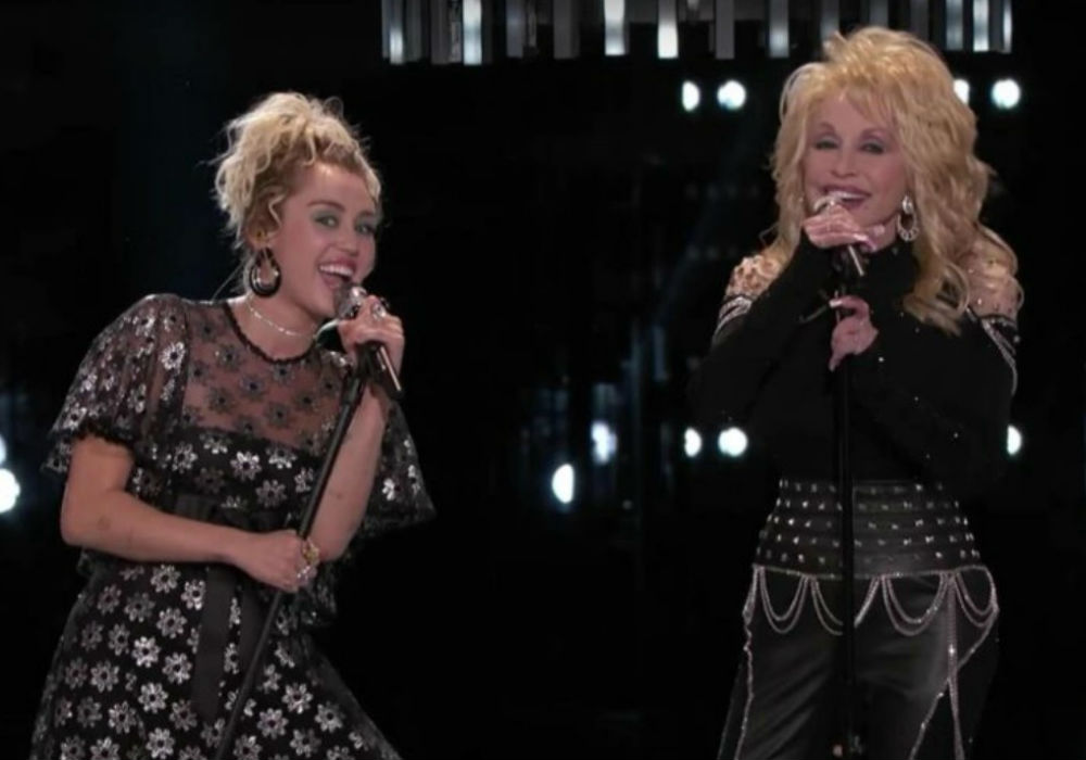 Dolly Parton Rocked The Grammys Last Night
