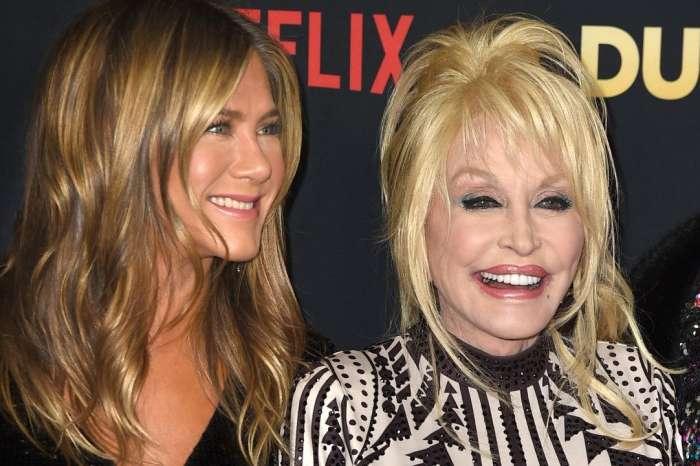 Dolly Parton Tells All About Jennifer Aniston's 50th Birthday Bash!