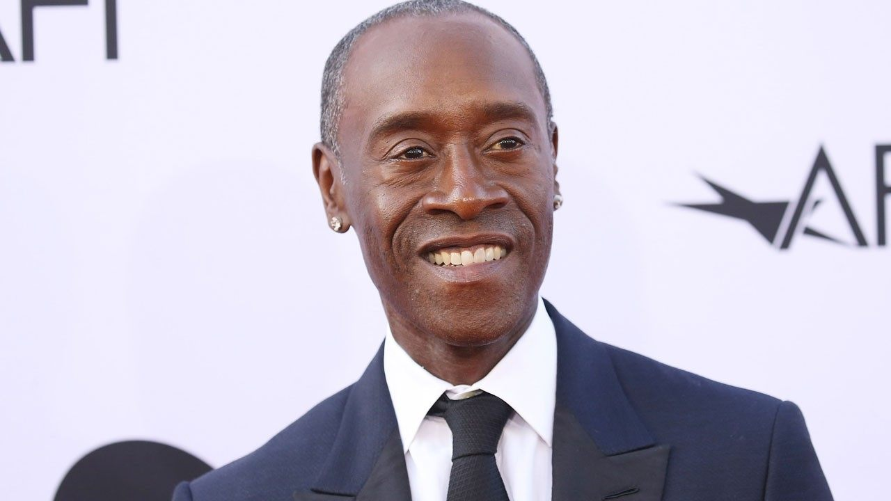 Don Cheadle Takes Swipe at President Trump on SNL