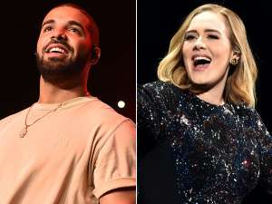 Drake And Adele Party Together And Fans Hope There's A Collab In Their Future!