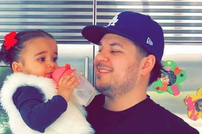 KUWK: Rob Kardashian Trademarks Daughter Dream's Name - Wants To Create Her Own Collections Of Toys, Cosmetics And More!