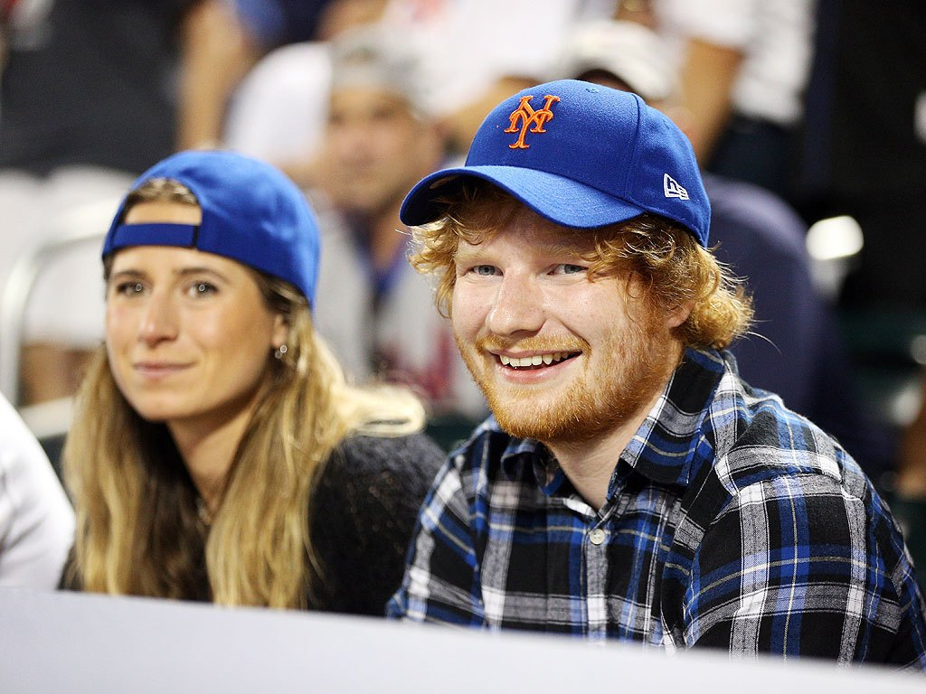 Ed Sheeran marries girlfriend in 'tiny wedding'