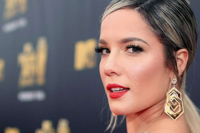 Halsey Addresses Pregnancy Rumors She Sparked Herself!