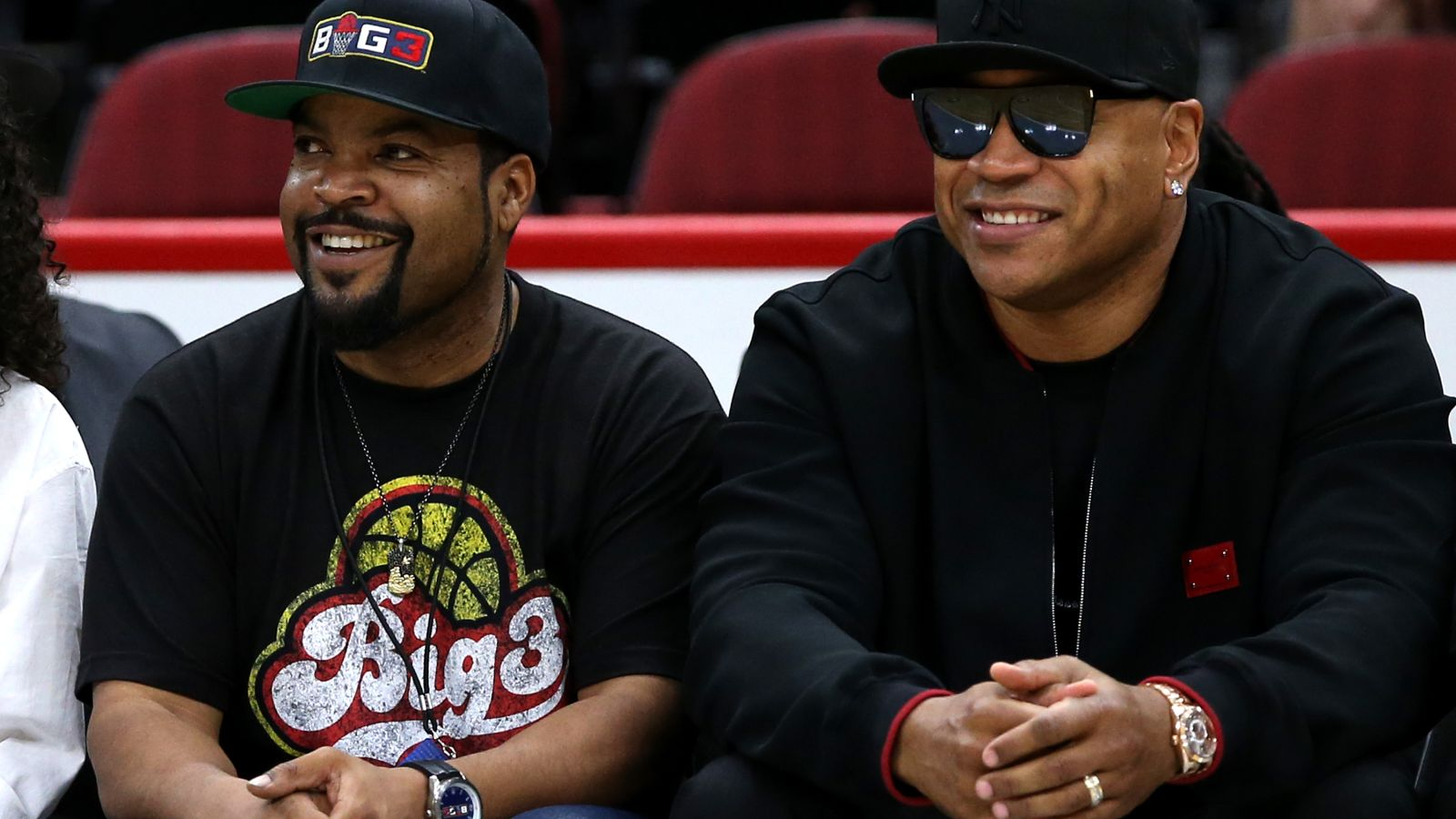Ice Cube & LL Cool J. Secured Billion Dollar Investments For Buying Sports TV Stations Are Their Fans Are In Awe