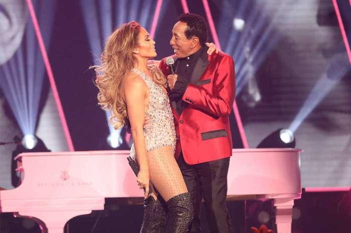 Smokey Robinson Defends Jennifer Lopez's Motown Tribute At The Grammys