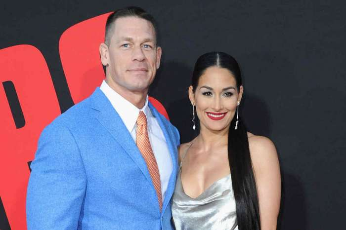 Nikki Bella And John Cena's Close Ones Think They Might Just Rekindle Their Love Soon!