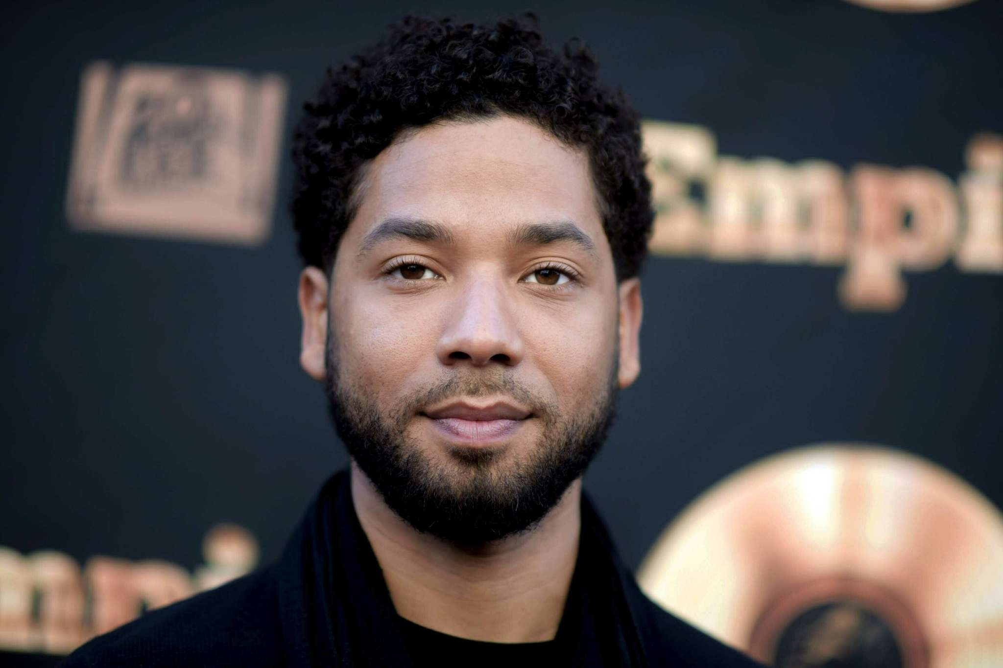 Actor Jussie Smollett charged with filing false police report
