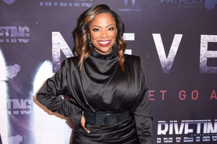 Kandi Burruss' Latest Post Has Fans Telling Her To Take Some Time Off Because She's Always Working