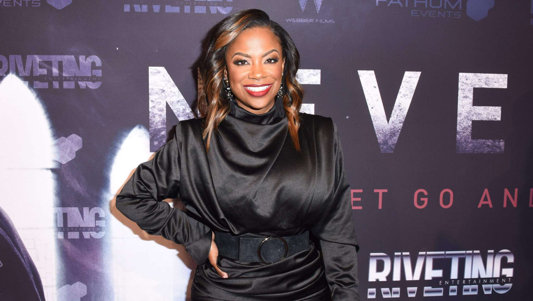 Kandi Burruss Shares Photos From Her Latest Interview And Fans Ask Her Is She Plans On Clapping Back At Kim Zolciak After She Slammed Her Marriage To Todd Tucker