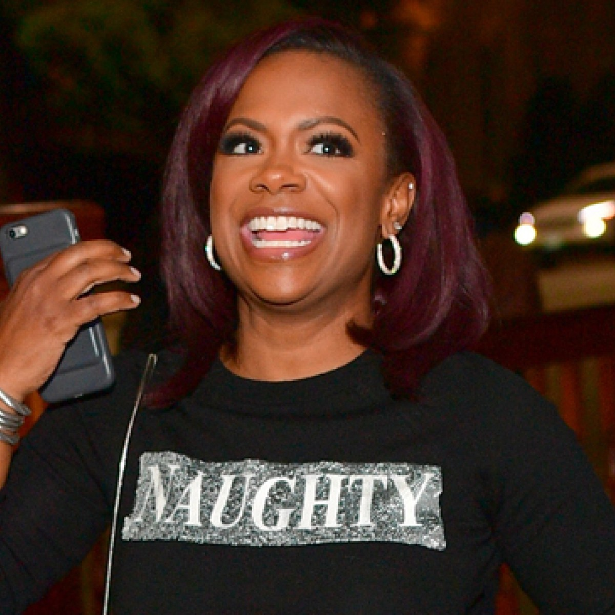 Kandi Burruss' Recent Photo At Clive Davis Pre Grammy Party From A Few Years Ago Has Fans In Awe