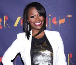 Kandi Burruss Links Up With Eva Marcille To Talk About Some RHOA Episodes