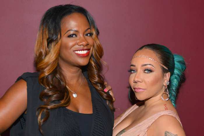 Kandi Burruss' Latest Picture With Tiny Harris On Instagram Has Fans Saying That The Ladies Look Like Their Daughters, Heiress Harris And Riley Burruss