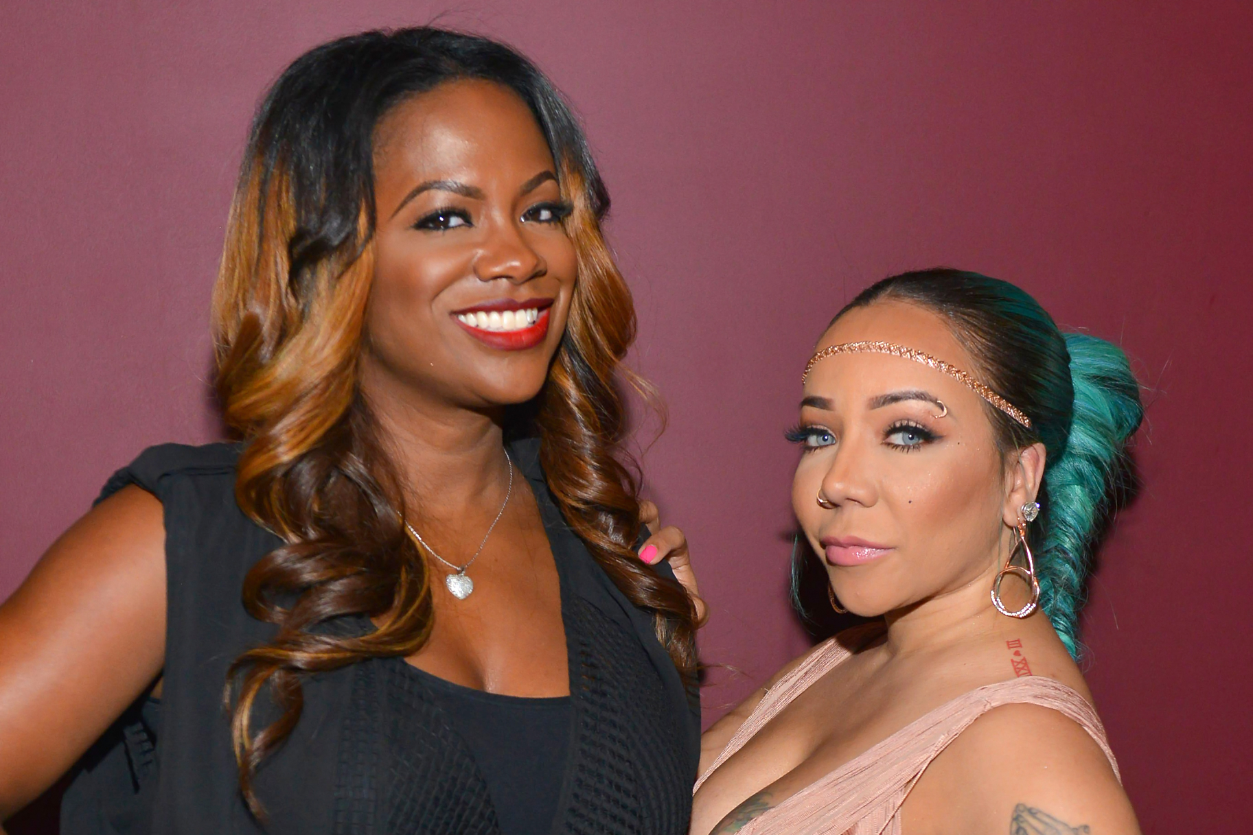"""kandi-burruss-latest-picture-with-tiny-harris-on-instagram-has-fans-saying-that-the-ladies-look-like-their-daughters-heiress-harris-and-riley-burruss"""