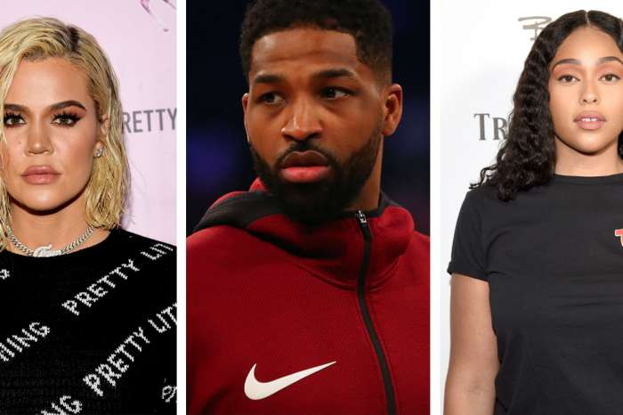 Tristan Thompson Seems Unbothered By The Drama He And Jordyn Woods Caused - Posts Food On IG And There's A Mystery Woman With Him At The Table