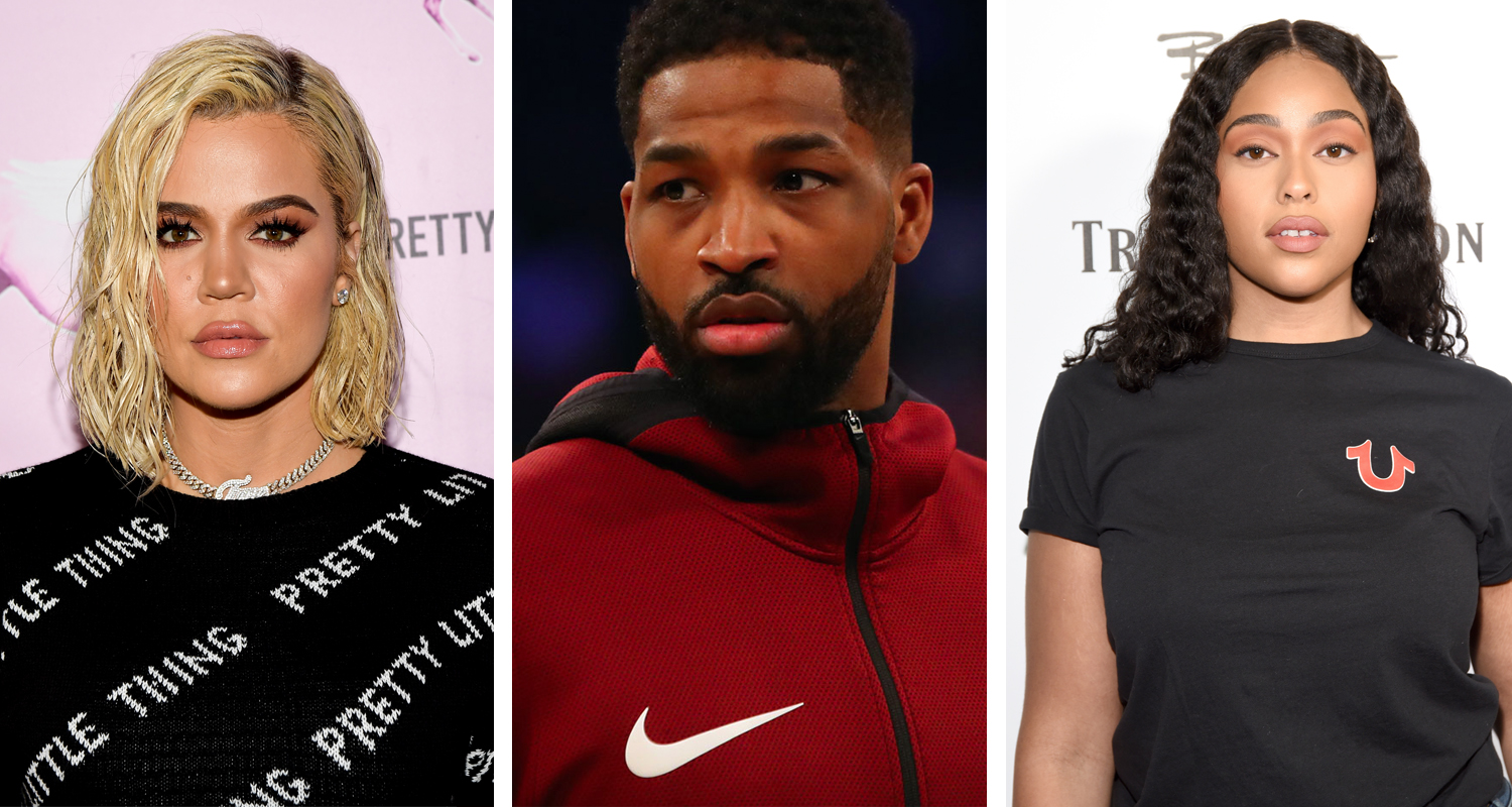 Tristan Thompson Seems Unbothered By The Drama He And Jordyn Woods Caused - Posts Food On IG And There's A Mystery Woman With Him