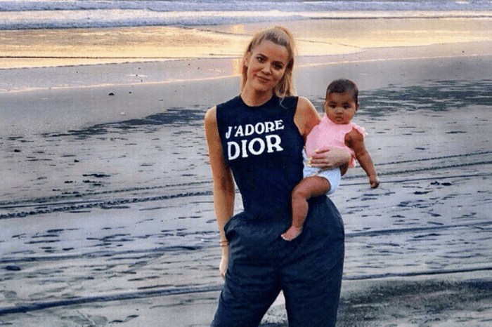Khloe Kardashian & True Thompson Wish Stormi Webster A Happy Birthday - Fans Love Khloe's New Look