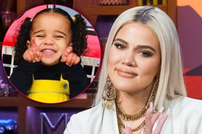 Dream Kardashian's Latest Video With Khloe Has Fans In Awe - The Baby Girl Already Loves Makeup