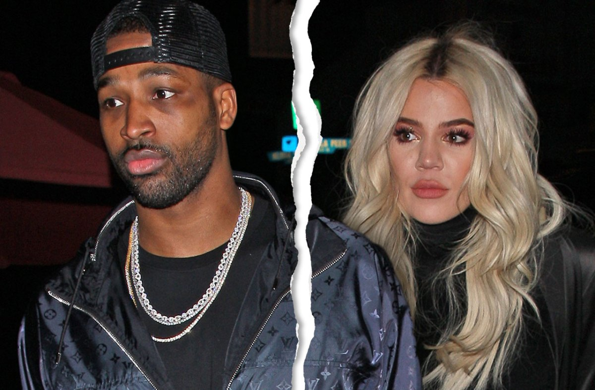 Khloe Kardashian Reportedly Left Tristan Thompson Before Valentine's Day And The Cheating Scandal With Jordyn Woods