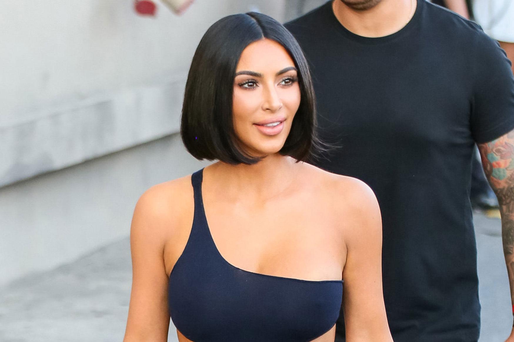 KUWK Kim Kardashian Says She U2019s U2018Stressing U2019 Out Waiting
