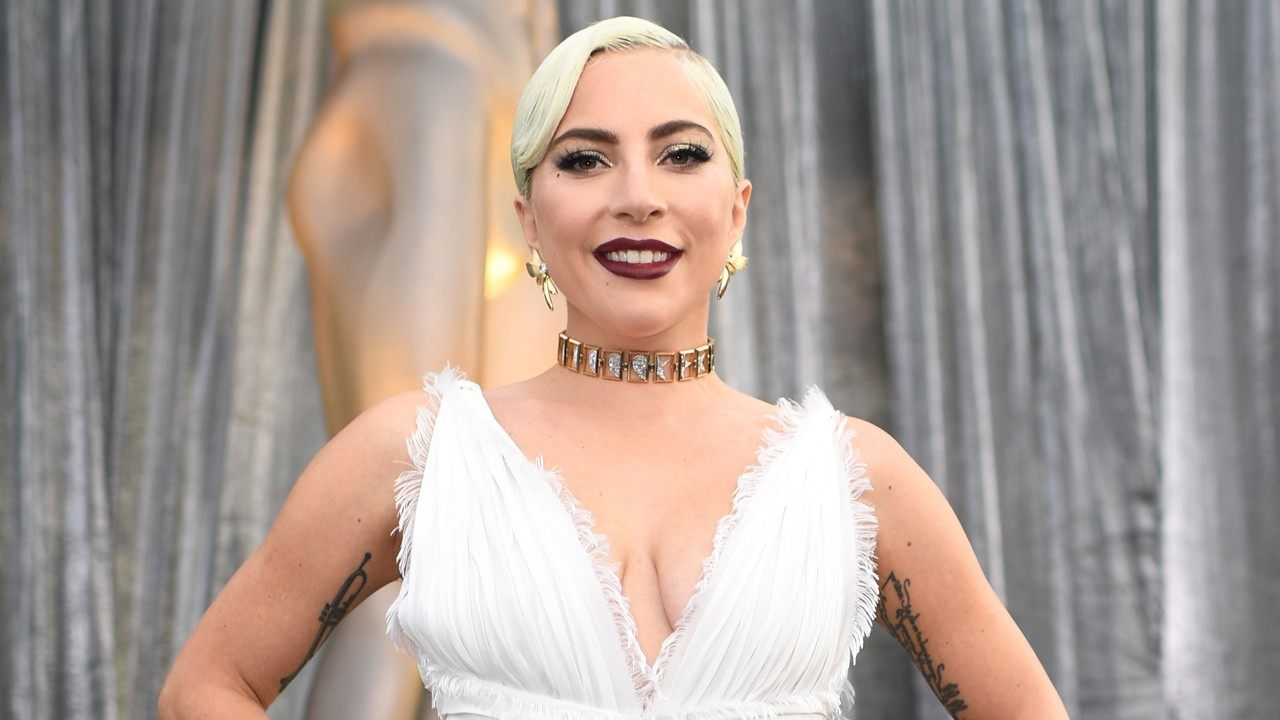 News Lady Gaga Had to Get a Drunken Music Theory Tattoo Fixed