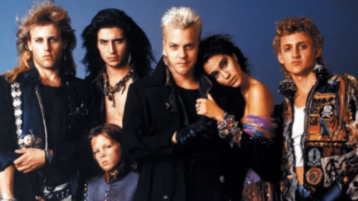 The Lost Boys CW
