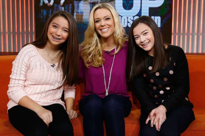 Kate Gosselin Says Twins Mady And Cara Could Get Their Own Spin-Off Show!