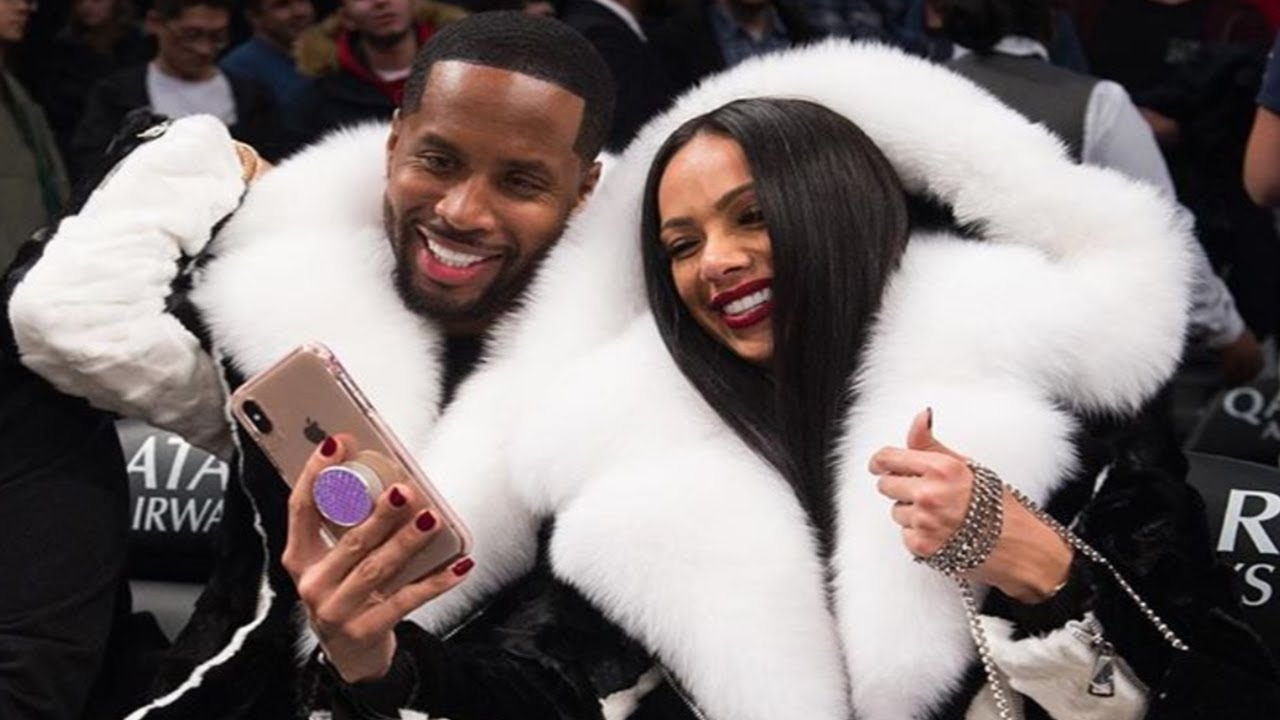"""""""erica-mena-sparks-pregnancy-rumors-following-the-latest-video-in-which-shes-with-safaree-previewing-some-new-music"""""""