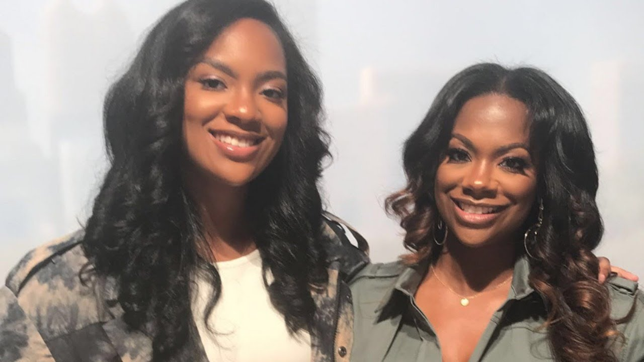 Kandi Burruss' Daughter Riley Burruss Has New Videos Coming To Her YouTube Page - Fans Say Todd Tucker's Wife Did An Amazing Job Raising Her Daughter