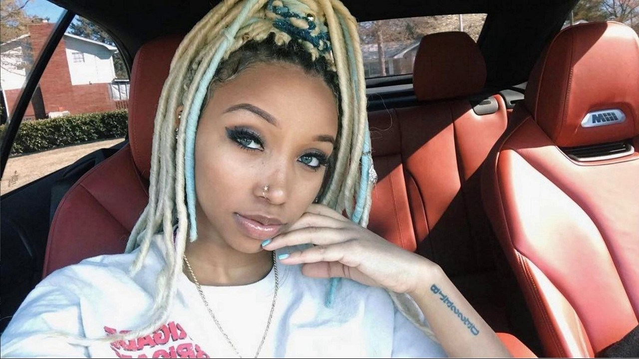 Tiny Harris' Daughter, Zonnique Pullins Shows Off A New Look And Has A Great Giveaway For Her Fans - Watch The Video