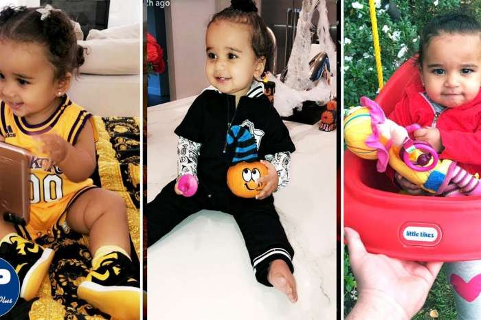 The Latest Photo Of Dream Kardashian Has Fans Saying She Looks Like Dad Rob Kardashian But Has A Blac Chyna Attitude