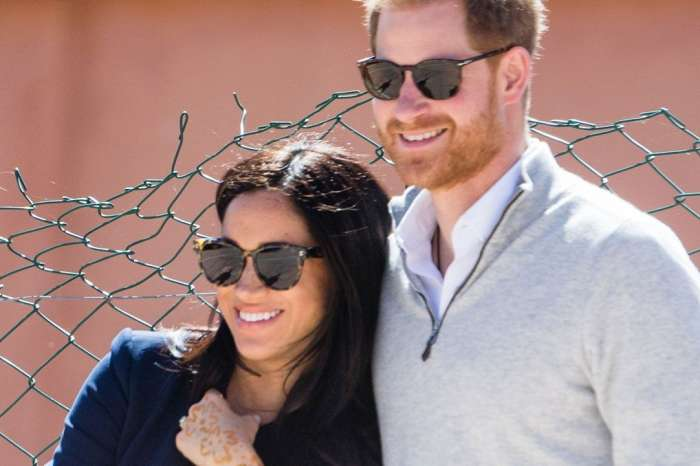 Meghan Markle Gets Henna Tattoo While Visiting Morocco With Prince Harry - Check Out The Pics!