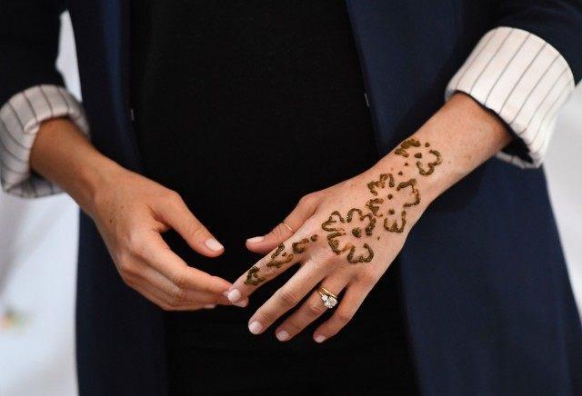 meghan henna