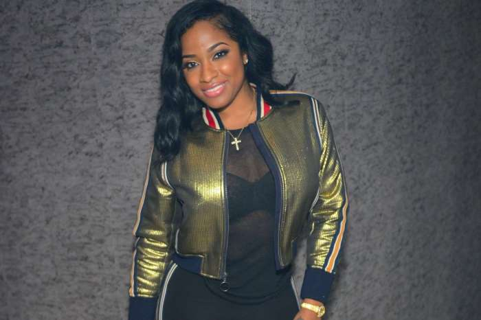 Toya Wright Is In Miami And She's Having 'Separation Anxiety' After Leaving Baby Reign Rushing At Home - Watch The Sweet New Video Of Reigny 'Dancing'
