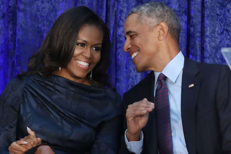 Barack Obama Posts Adorable Message To His 'Beautiful' Wife Michelle On Valentine's Day!