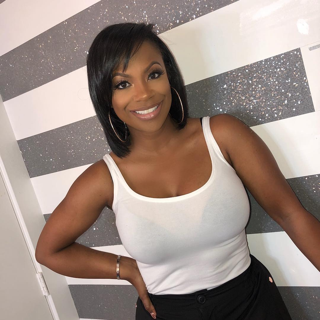 Kandi Burruss Gushes Over Her Cousin, Kyron For His Birthday And Fans Are Praising Her Loyalty And Grace