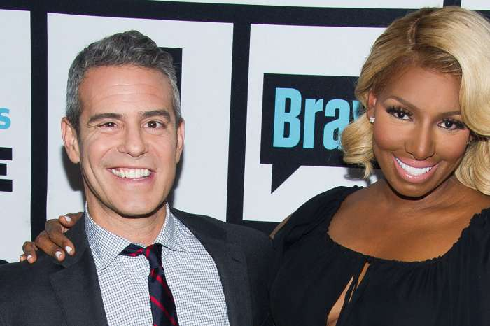 NeNe Leakes Cries Tears Of Joy For Andy Cohen Who Just Became A Dad - Check Out Her Post