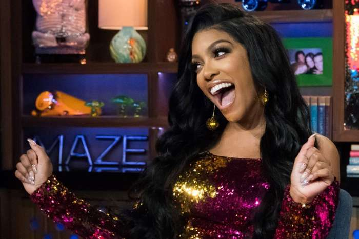 Porsha Williams Goes 'Baby Shopping' And Slays In A Black Skin-Tight Outfit - She Might Have Revealed Her Baby Girl's Name