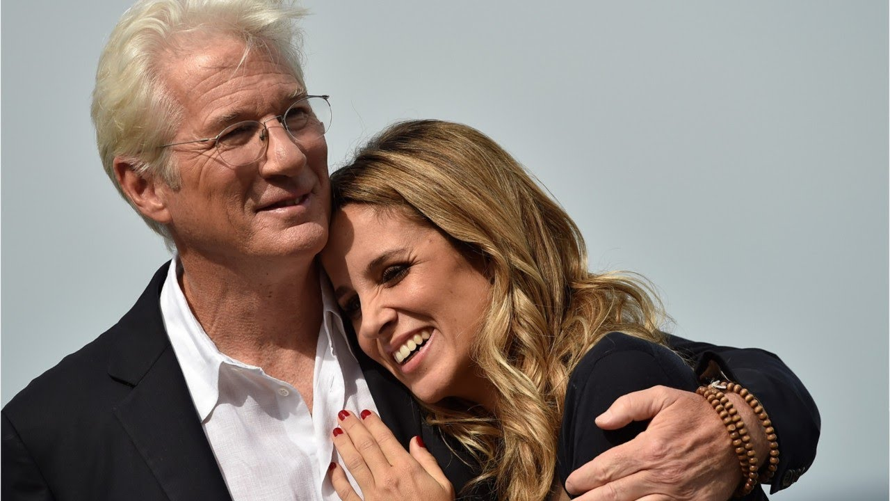 Richard Gere welcomes a son at 69