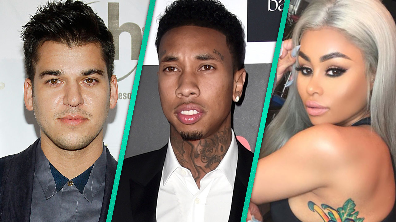 Blac Chyna Reportedly Says She Never Asked For Child Support From Rob Kardashian & Tyga