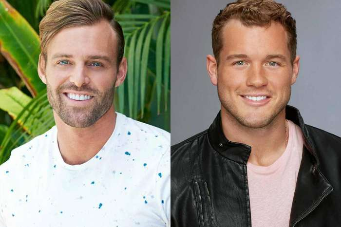 Robby Hayes Is Not Convinced Bachelor Colton Underwood Is A Virgin