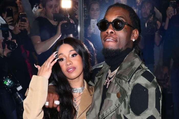 Cardi B And Offset, Reportedly Spotted Together At A Strip Club In Atlanta