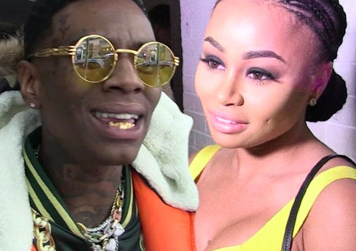 Soulja Boy Comes Clean About The Reason For Which He Dated Blac Chyna - Prepare To Be Shocked