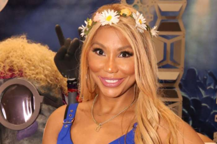 Toni Braxton Has A Message For Lindsay Lohan After She Calls Her Sister Tamar Braxton 'Deceptive & Conniving'