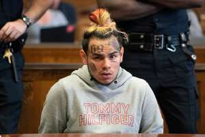 Tekashi 69 Must Have An Excellent Lawyer: The Word On The Street Is That If He Cooperates, All Charges Will Be Dropped - Watch His Baby Mama, Sara Molina Speaking On His Case