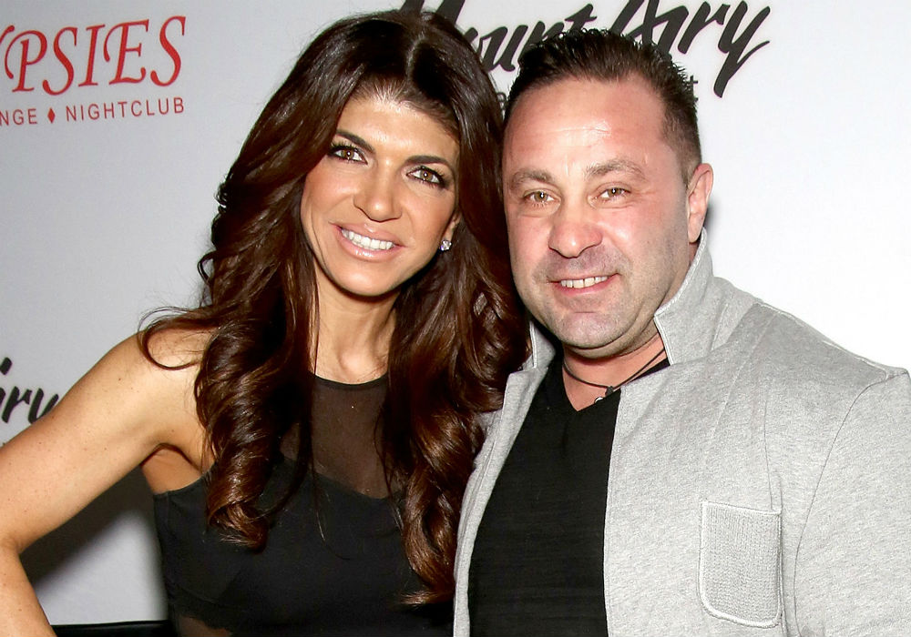 RHONJ Star Teresa Giudice Has Had A Rocky Relationship For 20 Years With Juicy Joe